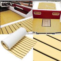 EVA Foam Teak Sheet Yacht Flooring Floor Pad Carpet Self Adhesive Marine
