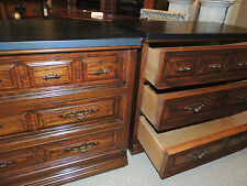 Pair of Mid-Century Kent-Coffey Bachelor Chests, Dresser/Chest Bureau