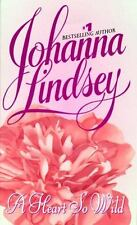 A HEART SO WILD Johanna Lindsey BRAND NEW BOOK GIFT QUALITY We ship Worldwide