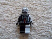 LEGO Star Wars - Rare Battle Damaged Darth Vader (head wear) - From 7672