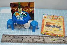 Dollhouse Miniatures Seperate Set #R2667* - Re-ment Korean Sundry , #ok