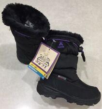 "KAMIK KIDS ""Garnet"" Toddler Black Snowboots~~Size 8"