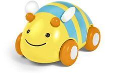 Skip Hop EXPLORE AND MORE ROLL PULL AND GO CAR - BEE Baby Toys Activities BN