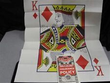 Magicians Insurance Policy - Ft Card Magic Trick