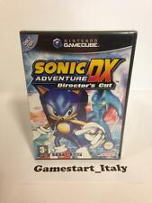 SONIC ADVENTURE DX (NINTENDO GC GAME CUBE) NUOVO SIGILLATO NEW SEALED GAME CUBE