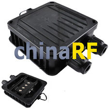 Solar Junction Box 180W-200W waterproof for DIY solar panel NEW HOT