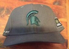 NEW NIKE MICHIGAN STATE SPARTANS DRI FIT ADJUSTABLE HAT MSRP $32
