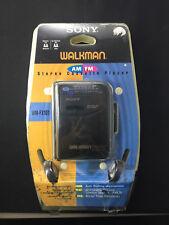 Sony Walkman WM-FX101 Portable Cassette Player Headphones NEW C4