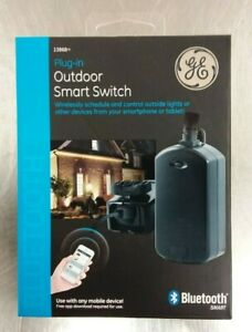 General Electric Outdoor Plug-in Smart Switch (#13868)