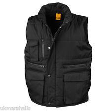 Result Work Guard Lance Bodywarmer Workwear Gilet S - 3xl - Rs127 Black L