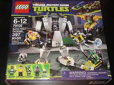 LEGO Teenage Ninja Mutant Turtles Baxter Robot Rampage 79105 Ships Fast Boxed8