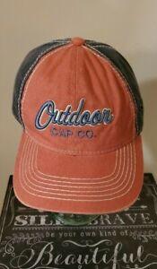 OUTDOOR CAP CO. HAT BASEBALL CAP NWOT BANGLADESH UNISEX