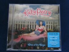 Katy Perry CD. One of the boys.