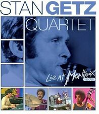 Stan Getz, Stan Getz - Live at Montreux 1972 [New CD]