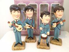 Beatles Vintage Original 1964 Car Mascots Bobble Head COMPLETE IN ORIGINAL BOX