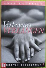 """M009-2 Anne Rampling """" Verbotenes Verlangen """" SM Literatur"""