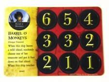 Pirates PocketModel Game - 065 BARREL O MONKEYS