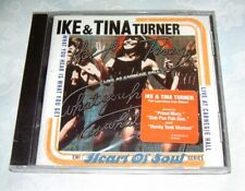 IKE & TINA TURNER - WHAT YOU HEAR IS WHAT YOU GET (LIVE AT CARNEGIE HALL) - NEW