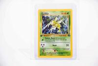 SCYTHER - 26/64 - Jungle Set - 1ST EDITION - Pokémon Card 1999 -  NM/EX