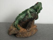 leguan,echse,12x11cm,holz,teak,drache,wurzel,teakholz,wurzelholz,drache,dragon