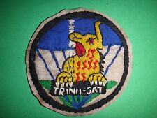 Hand Sewn Patch ARVN Special Forces TRINH SAT Recon Team From Vietnam War Era
