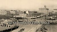 "1909 Long Beach California Vintage Panoramic Photograph Photo Panorama 40"" Long"