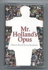 Mr. Holland's Opus – Original Soundtrack Cassette – John Lennon, Stevie Wonder,…