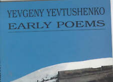 Early Poems by Yevgeny Aleksandrovich Yevtushenko (Paperback, 1989)