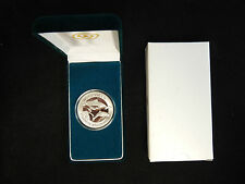 2004 Poland 20 Zlotych Commemorative Silver Proof - Porpoise