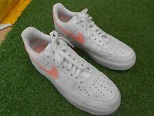 newest collection 2c14d 542ef Nike Air Force 1 07 Blanc Baskets-Taille UK 7.5 - en bon état
