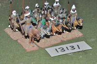 25mm renaissance / ottoman - cavalry 10 cavalry - cav (13131)