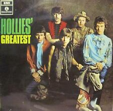 The Hollies(Vinyl LP)The Hollies Greatest-UK-PCS 7057-Parlophone-VG/VG