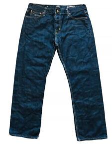 30 x 30 Rom Gen Firetrap Men/'s Regular Fit Straight Leg Jean Coup Wash Size