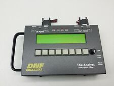 DNF Controls Analyst RS422/RS232 Tester USED R2.0LOG