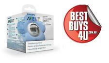 AVENT PHILIPS ROOM AND BATH THERMOMETER BLUE
