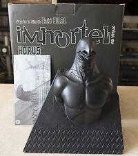 Bust monochrome Horus (film Immortel Ad Vitam) Attakus / 289/299 RARE !