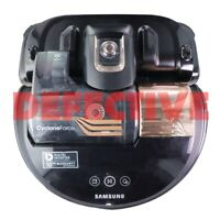 DEFECTIVE Samsung POWERbot R9350 Wi-Fi Turbo App-Controlled Robot Vacuum