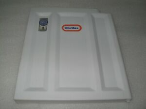 White Plastic REPLACEMENT Door for CAPE COTTAGE Little Tikes Playhouse