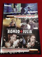 Romeo + Julia Kinoplakat Poster A1 Leonardo DiCaprio, Danes, Romeo und Julia