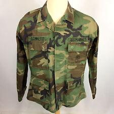 Vintage Desert Storm Era US Marines USMC Camo Uniform Shirt Jacket Medium