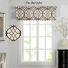 H.Versailtex Energy Saving Curtain Valances for Living Room,Matching with