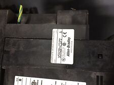 Allen Bradley SMP-3 Solid State Overload Relay X592P-C1FT 2-10A Range Used