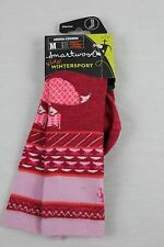 Smartwool Kids Fox Wintersport Socks (Toddler-Youth) Medium