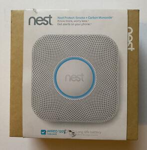Nest Smoke and Carbon Monoxide Alarm 🚨