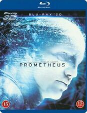Prometheus 3D + 2D Blu Ray
