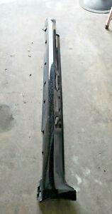OEM 07-13 INFINITI G35 G37 SEDAN SPORT SIDE SKIRT ROCKER PANEL - DRIVER LEFT