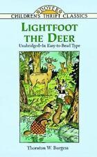 Lightfoot the Deer (Dover Children's Thrift Classics)-ExLibrary