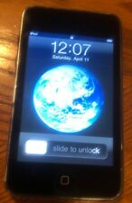 Apple iPod Touch A 3rd Generation 30GB Touchscreen Black MP3 Player MC008LL