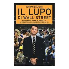 Bur Biblioteca Univ. Rizzoli il Lupo di Wall Street