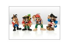Cake Topper Figurine Figure Decoration Birthday Characters - PIRATES